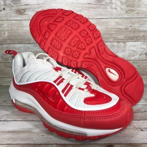 Air Max 98 GS University Red 6Y/ Women's 7.5